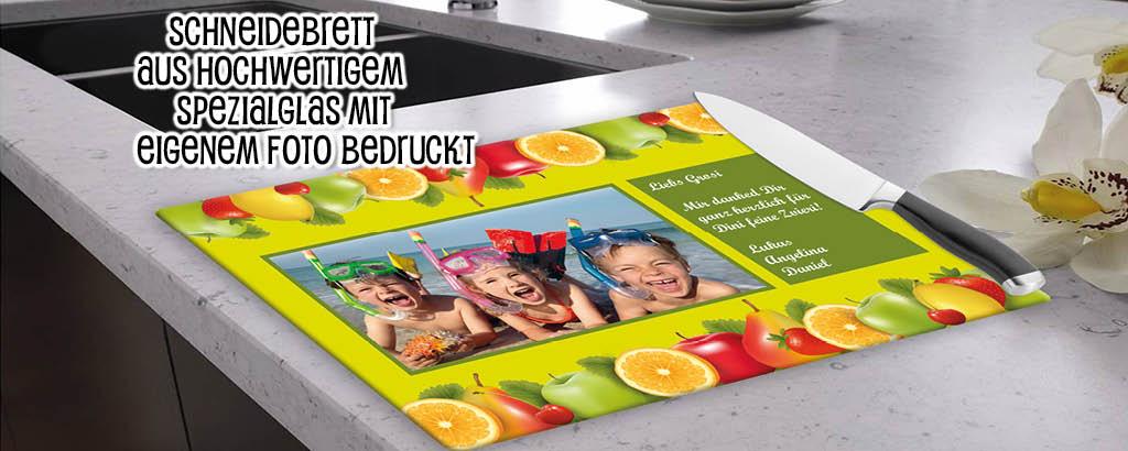awesome schneidebrett mit foto photos kosherelsalvador. Black Bedroom Furniture Sets. Home Design Ideas