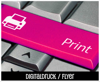 Digitaldruck und Flyer online bestellen