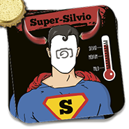 Bierdeckel 1187 | Superman