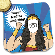 Bierdeckel 1188 | Superwomen