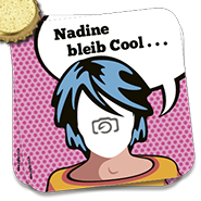 Bierdeckel 1190 | Bleib Cool