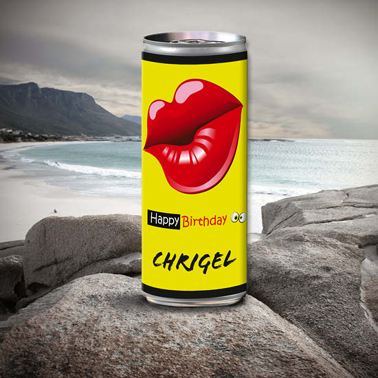 Energy Drink 1001 | Kiss