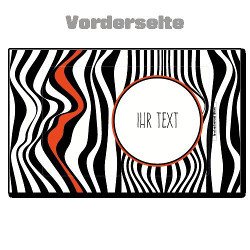 1023 revealcard zebra look. Black Bedroom Furniture Sets. Home Design Ideas