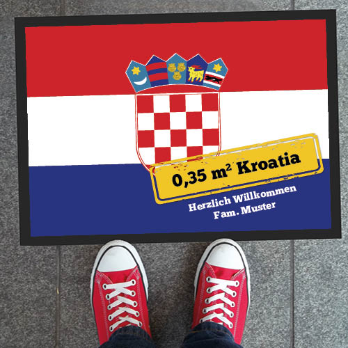 Kroatien Wappen
