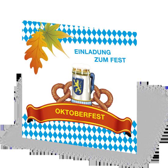 Einladungskarten Fürs Oktoberfest
