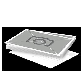 postkarte mit weissem rahmen. Black Bedroom Furniture Sets. Home Design Ideas