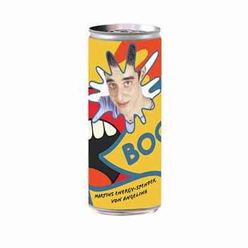 Energy Drink 1008 | grosse Klappe