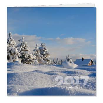 Preiswerte weihnachtskarten neujahrskarten online for Weihnachtskarten online gestalten kostenlos